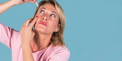 Tips menghilangkan mata merah