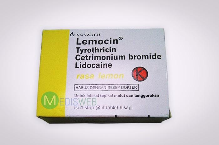 lemocin obat sakit tenggorokan