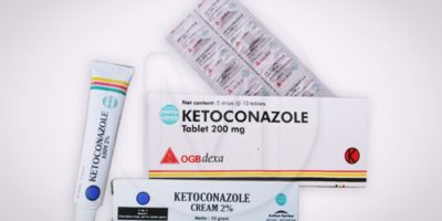 ketoconazole krim dan tablet