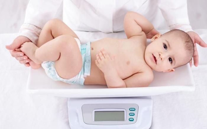 Cara menaikkan berat badan bayi