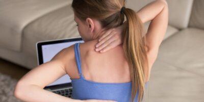 Penyebab sakit punggung pada wanita