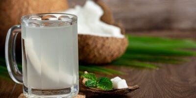 Kandungan air kelapa