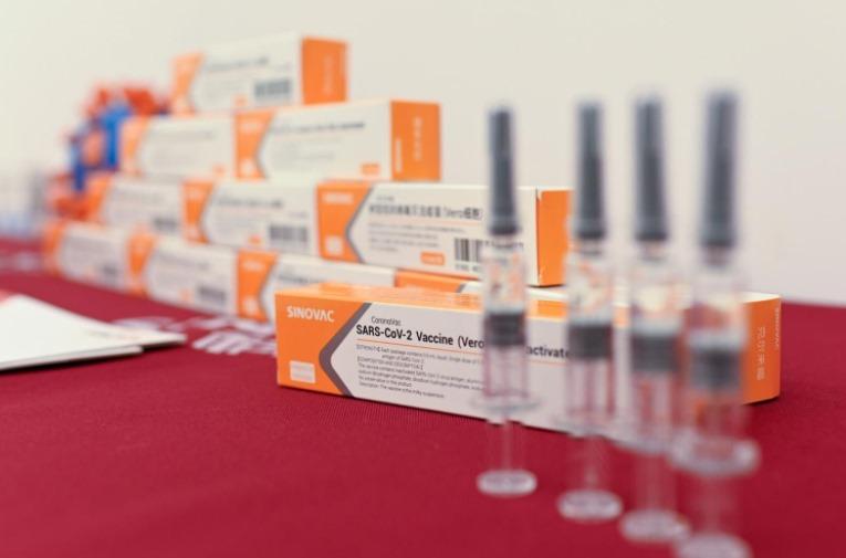 Efek samping vaksin Sinovac